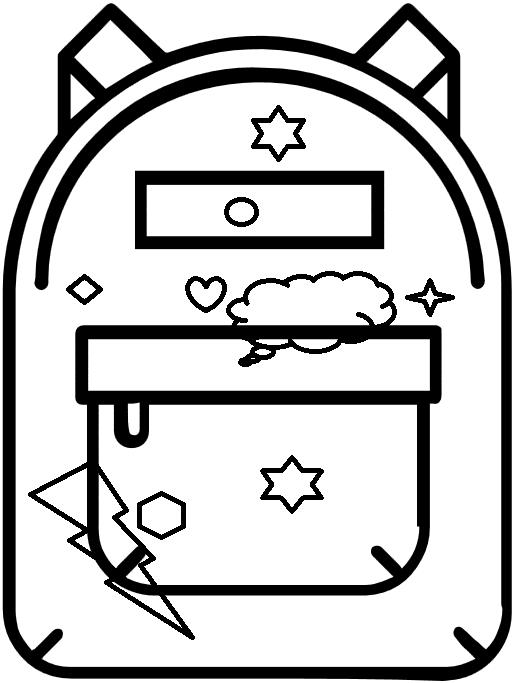 Рюкзаки с росписью