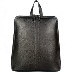 Вместительный черный женский рюкзак FBR-2348