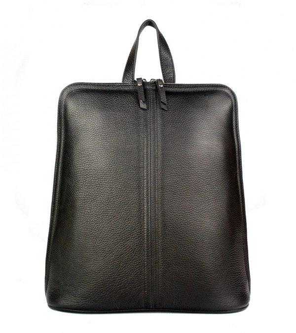 Деловой черный женский рюкзак FBR-2348