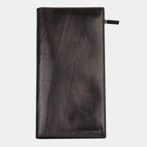 Уникальный черный портмоне ATS-1245