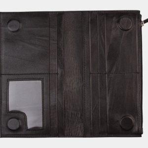 Уникальный черный портмоне ATS-1245 216938