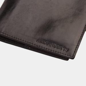 Уникальный черный портмоне ATS-1245 216940