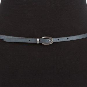 Удобный синий женский модельный ремень ATS-654 217247