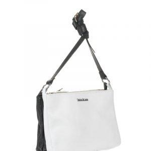 Деловая белая женская сумка через плечо FBR-159 217643