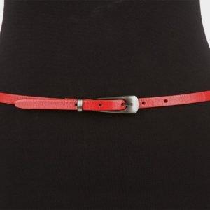 Стильный красный женский модельный ремень ATS-657 217240