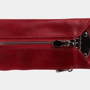 Стильная красная ключница ATS-3146