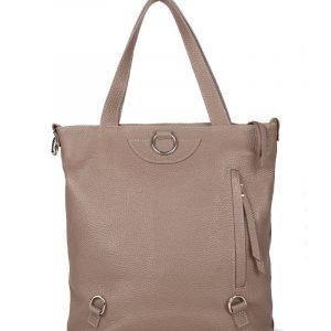 Неповторимая бежевая женская сумка FBR-878 217861