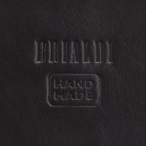 Уникальный черный мужской портмоне клатч BRL-7592 220617