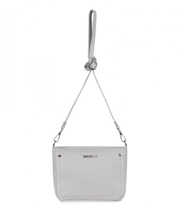 Стильная серая женская сумка FBR-2057
