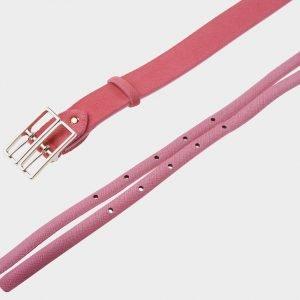 Модный розовый женский модельный ремень ATS-411 217304