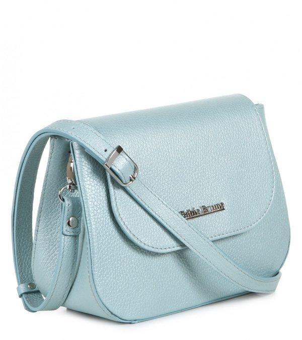 Вместительная голубая женская сумка FBR-2190