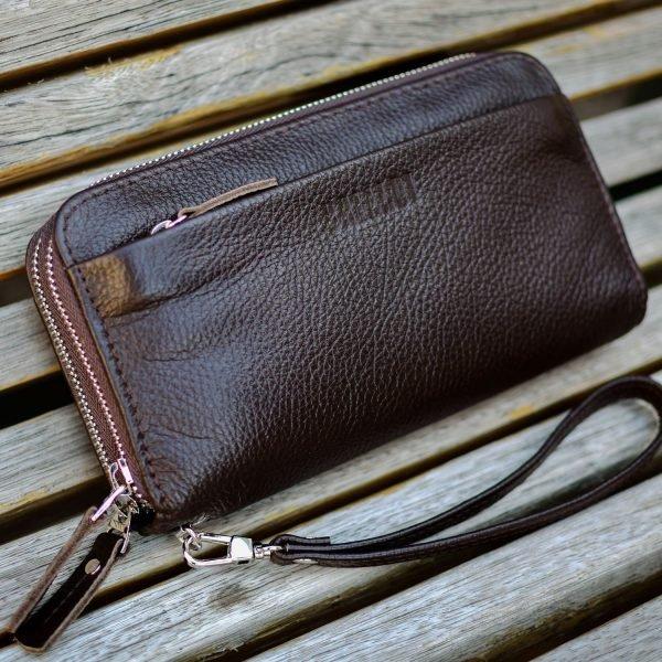 Неповторимый коричневый мужской аксессуар BRL-32922
