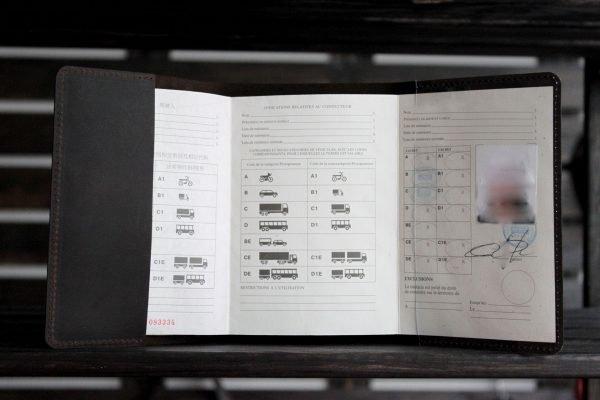 Уникальная обложка для паспорта BNZ-3156