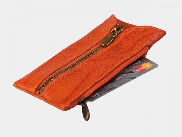 Неповторимая оранжевая ключница ATS-3144