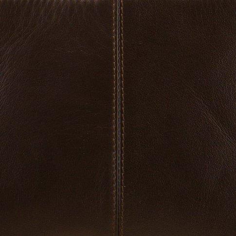 Солидная коричневая мужская кожгалантерея BRL-8406