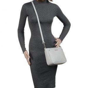 Стильная серая женская сумка FBR-2057 218252