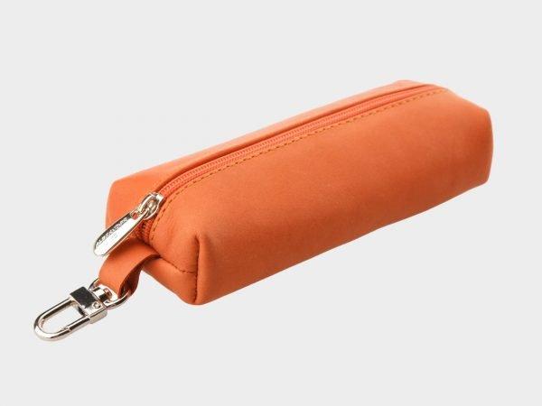 Деловая оранжевая ключница ATS-717