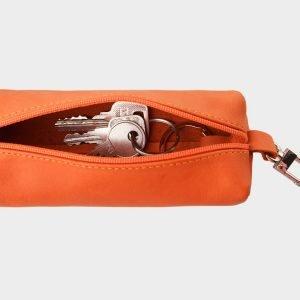 Деловая оранжевая ключница ATS-717 217158