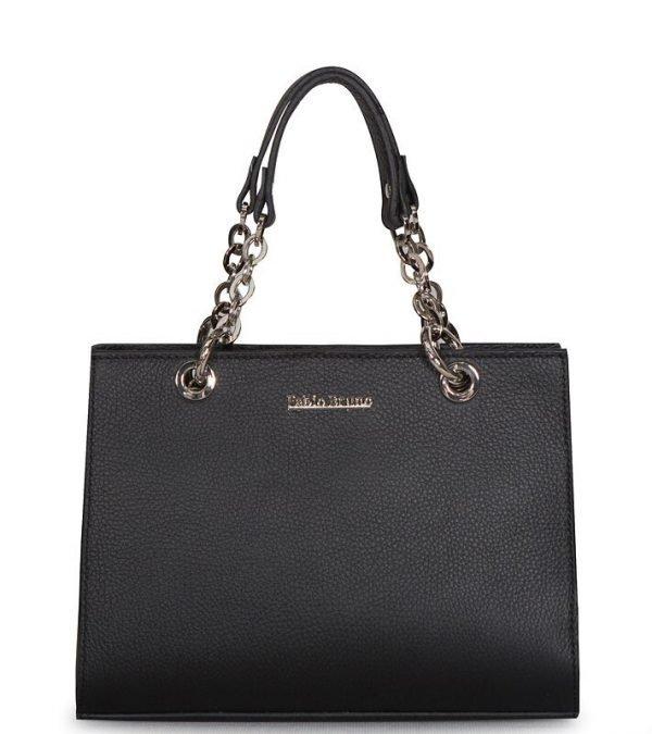 Деловая черная женская сумка FBR-2594