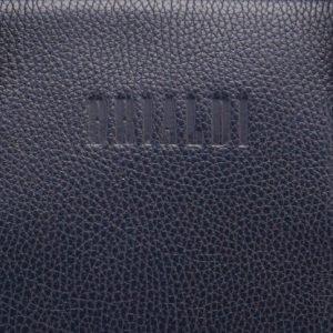 Уникальная синяя мужская сумка трансформер через плечо BRL-23146 221890