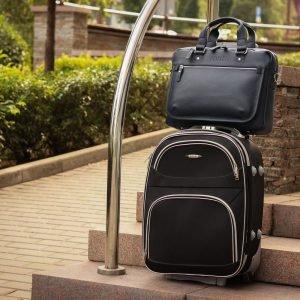 Функциональный синий мужской портфель деловой BRL-34108 223179