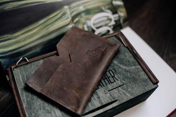 Модная обложка для паспорта BNZ-2039