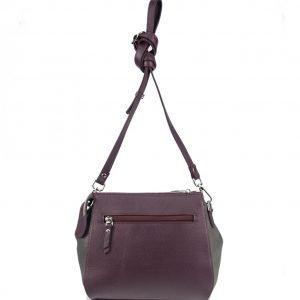 Неповторимая бордовая женская сумка FBR-2317 218534