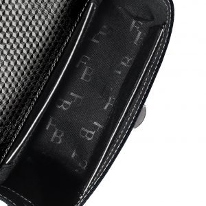 Модная черная женская сумка FBR-2567