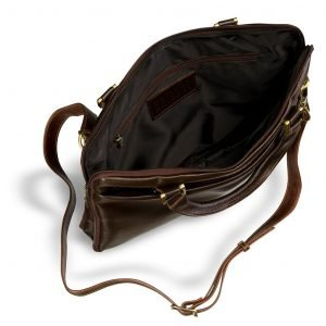 Деловая коричневая мужская кожгалантерея BRL-2948 220246