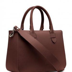 Неповторимая коричневая женская сумка FBR-2676 219100