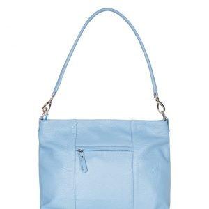 Модная голубая женская сумка FBR-1239 217969