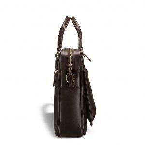 Деловая коричневая мужская классическая сумка BRL-2976 220270