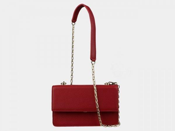 Уникальный красный женский клатч ATS-3097