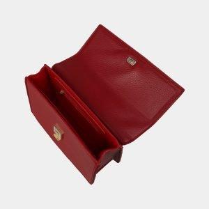 Уникальный красный женский клатч ATS-3097 213516