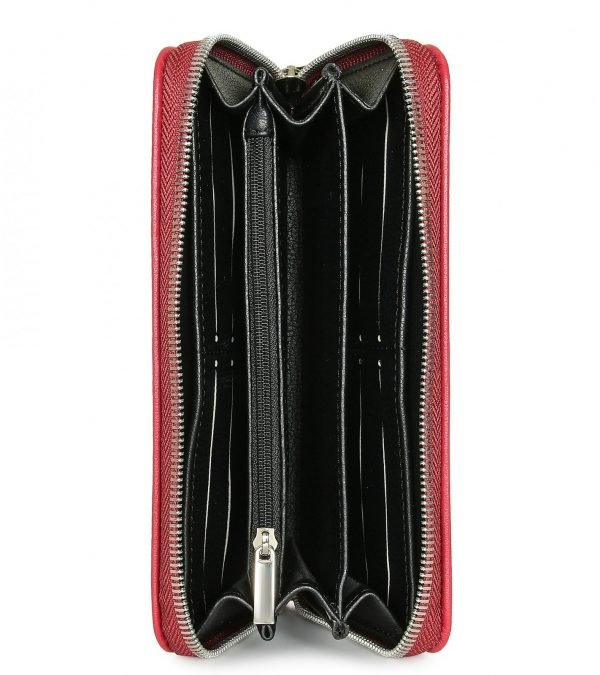 Неповторимый бордовый женский аксессуар FBR-2434