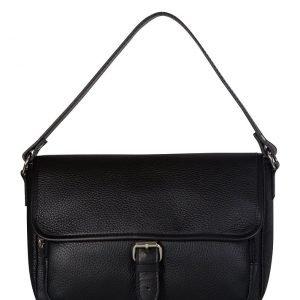 Неповторимая черная женская сумка через плечо FBR-1141