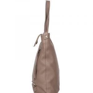 Неповторимая бежевая женская сумка FBR-878 217860