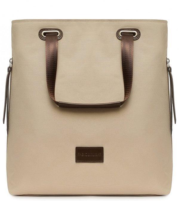 Стильная бежевая женская сумка FBR-2669