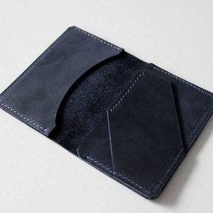 Стильный синий картхолдер BNZ-3547 219266