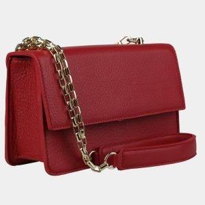 Уникальный красный женский клатч ATS-3097 213514