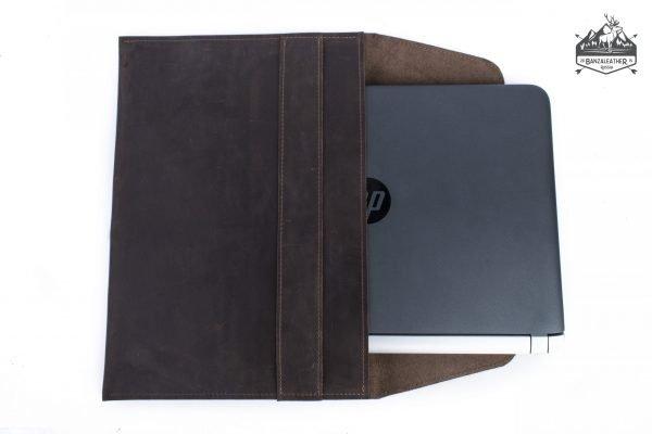 Неповторимая коричневая обложка для паспорта BNZ-421