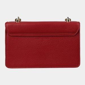 Уникальный красный женский клатч ATS-3097 213515