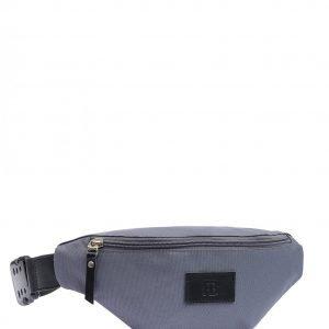 Вместительная серая женская поясная сумка FBR-2496 218880