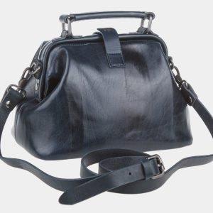 Уникальная синяя женская сумка ATS-795 217145