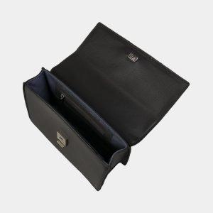 Функциональный серый женский клатч ATS-3098 213511