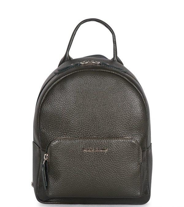 Модный черный женский рюкзак FBR-2515