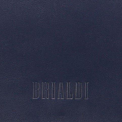 Деловая синяя мужская сумка трансформер через плечо BRL-7398