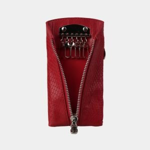 Удобная красная ключница ATS-3147 213420