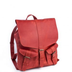 Неповторимый красный рюкзак BNZ-466 219592