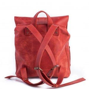 Неповторимый красный рюкзак BNZ-466 219591